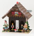 GERMAN WEATHER HOUSES